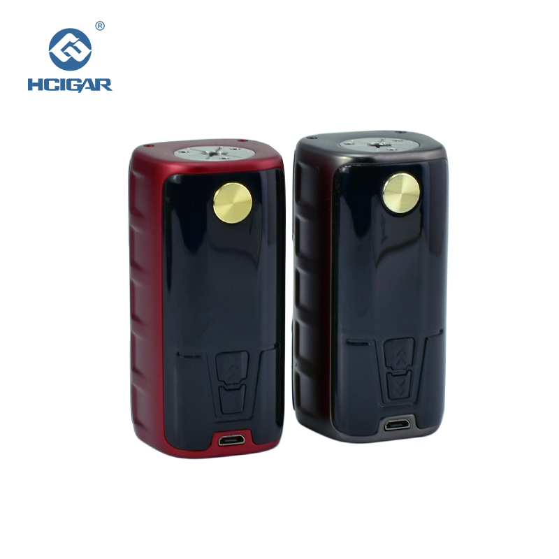 Original HCIGAR PANZER Vaper Mod for Dual 18650 Battery TC/TCR/VW Electronic Cigarette 7-222W Box Mod