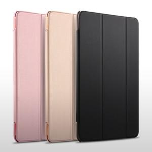 "Image 3 - Funda protectora de piel sintética para Xiaomi Mi Pad 4, MiPad4, 8 pulgadas, funda inteligente para tableta xiaomi Mi Pad4, Mipad 4, 8,0"""