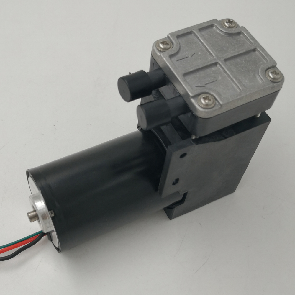 12v DC  Brushless Motor Small Vacuum Air Pump In Series Prices