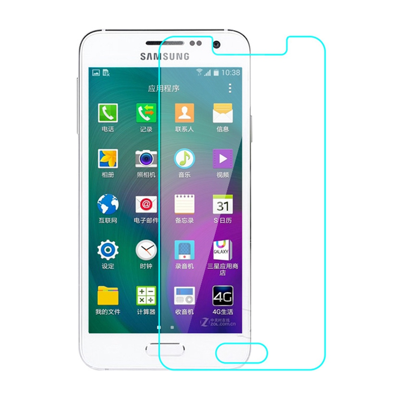 Premium Tempered Glass For Samsung Galaxy S3 S4 S5 S6 A3 A5 J3 J5 2015 2016 Grand Prime Screen Protector HD Protective Film