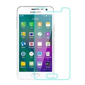 Image 5 - 2 adet temperli cam Samsung Galaxy S6 S5 S4 A5 A3 A710 J3 J5 2016 J2Prime G5308 Grand başbakan ekran koruyucu koruyucu Film