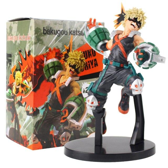 Figura de Katsuki Bakugo modelo acción (17cm) Boku no Hero Figuras