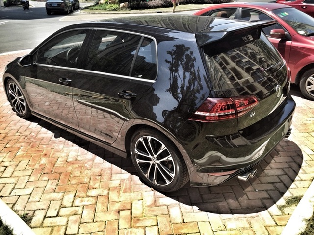 Golf Mk7 Roof Dimensions Vw Golf Mk7 Sizes And Dimensions