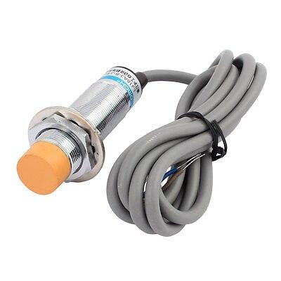LJ18A3-8-J/EDZ AC90-250V 400mA NO+NC 8mm Inductive Proximity Sensor Switch 4wire tl n10my2 10mm sensing ac 2 wire nc cube shell inductive screen shield metal proximity switch tl n10m proximity sensor 18 18 36