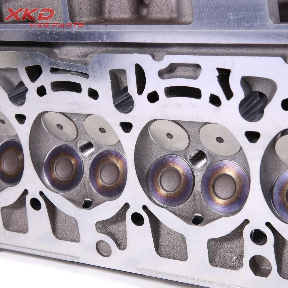 Third EA888 Cylinder head W/ Valve &Camshaft For VW Beetle