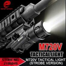 Element SF M720V Arma Luz Estroboscópica Versión de Conmutación Rápida Desmontable Light LED de Armas Para la Caza de Airsoft Linterna EX 273
