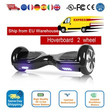 Hoverboard 6.5 Inch Balans Hover Board With Bag Bluetooth Remote Control Overboard Skateboard Electric Scooter Adult Kids 4 four wheel boost electric skateboard with remote control adult scooter kit wood longboard skate board hoverboard double motor