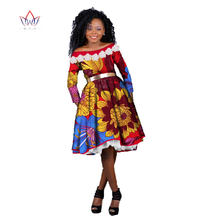 African Dresses for Women New Designs Women Dress Blusas Dashiki for Women  Long Sleeve Dress Plus Size African Clothing WY657 ec5b52a6f62e