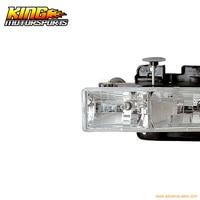 For 03 06 Cadillac Escalade Esv Projector Headlight Halo Chrome CCFL US Domestic Free Shipping