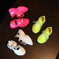 Niños corriendo shoes inferior suave deportes shoes viajes transpirable shoes modelos de marea 2017 primavera verano nueva red shoes