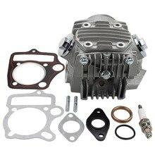 GOOFIT Completed Cylinder Head 110cc Engine for ATV Go Kart and Dirt Bike T30 Group-21 цены