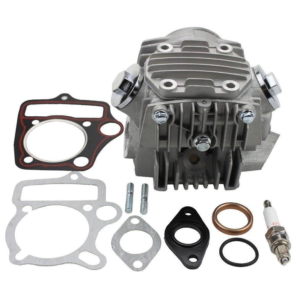 Goofit завершена Головки цилиндров для автомобиля 110cc Двигатели для автомобиля для ATV картинг и Байк T30 группы-21