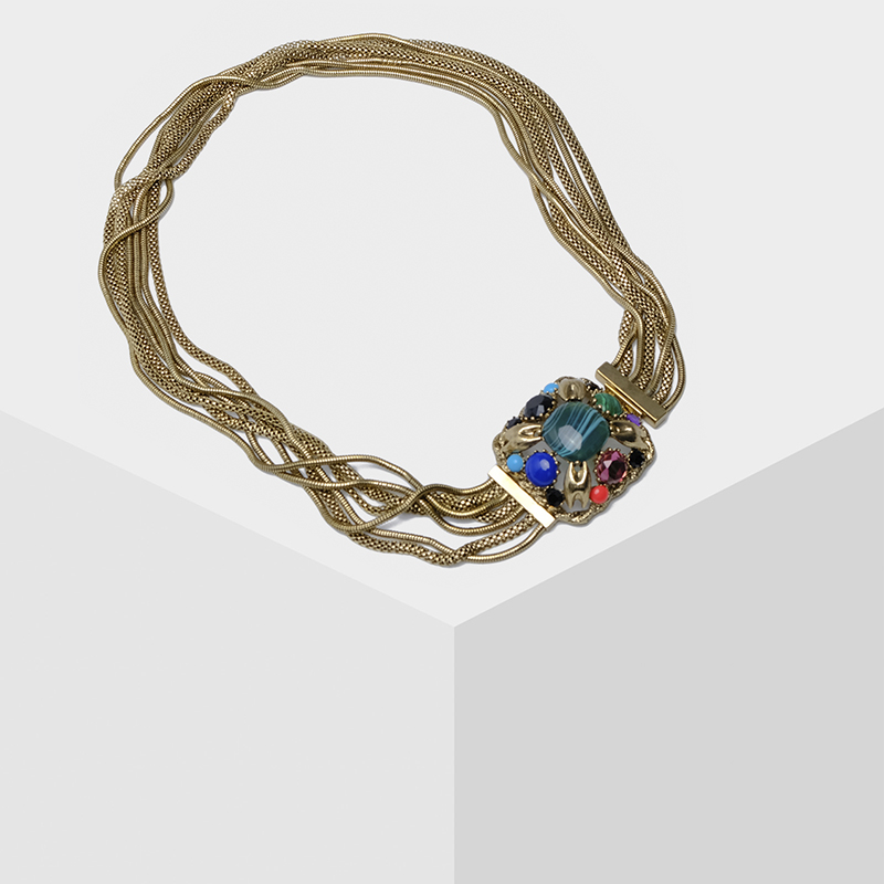 Amorita boutique Fashion statement necklace