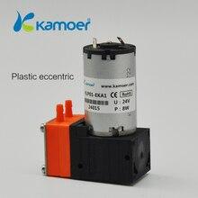 Kamoer Bomba de Diafragma KLP01 (12 V DC Bomba de Agua, 24 V, Membrana de CAUCHO EPDM, de alto Flujo, Bomba de membrana, de Álcali y Ácido Débil)
