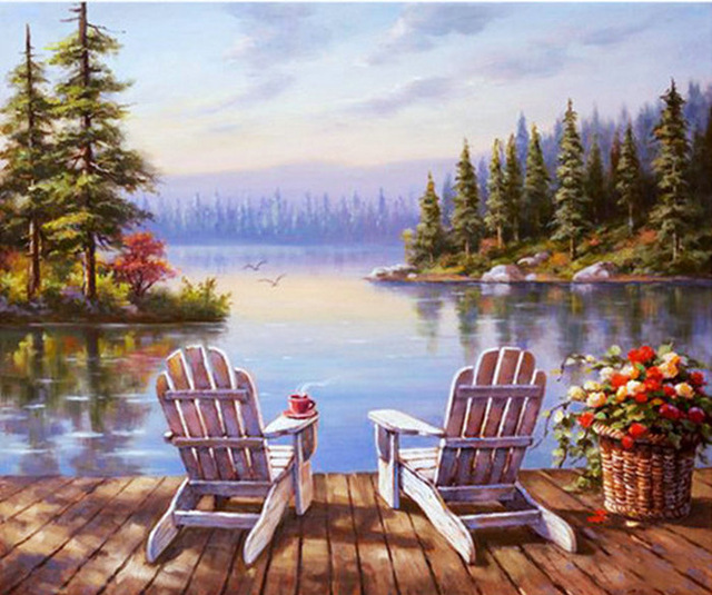 Online Buy Wholesale Scenery Puzzles From China Scenery
