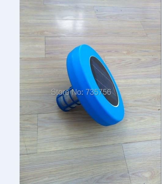 Pastrues Portable Ionizer Pool Solar Pastron Bakteret e Algave deri - Pajisje shtëpiake - Foto 2