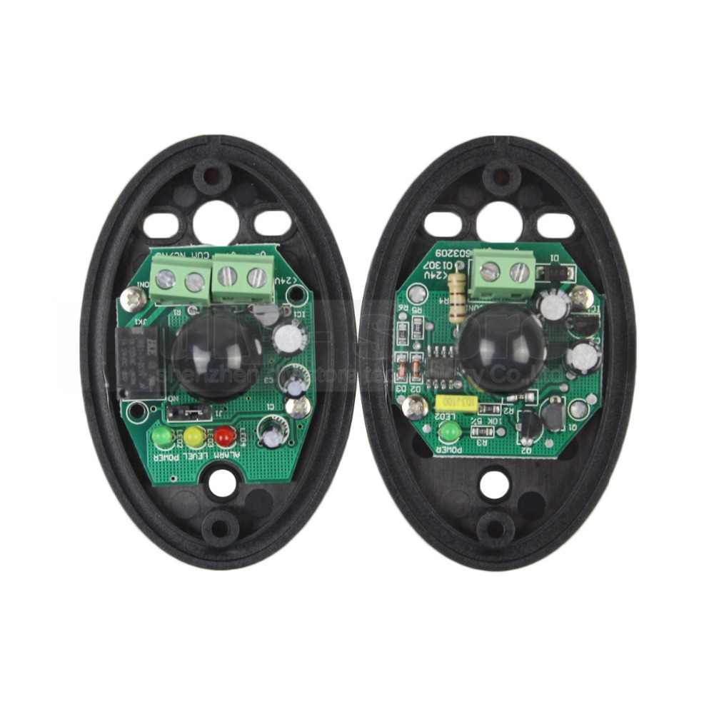DIYSECUR IP65 автоматизированные ворота безопасный инфракрасный детектор Сенсор/Swing/Раздвижные/Гаражные ворота/двери и безопасности инфракрасн...