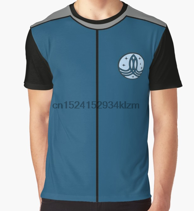 All Over Print T Shirt Men Funy tshirt Orville Anzug Short