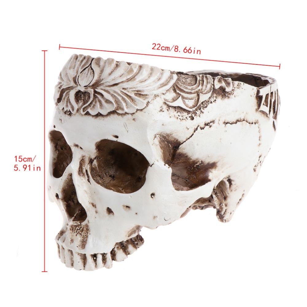 Luminoso fantasía Home animales modelo de cráneo grande ...