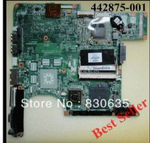 442875-001 laptop motherboard 442875-001 5% off Sales promotion, FULL TESTED,