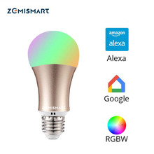 IFTTT google Led Lamp Dimmer 2.4G Wifi Slimme Lampen Afstandsbediening RGB Multi Kleuren Veranderen Via APP Voice controle Alexa