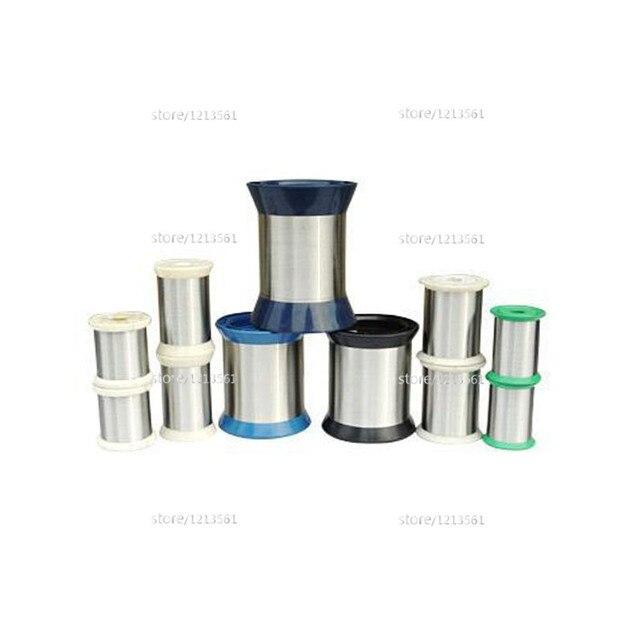 Aluminium Draht 0,05mm 0,01mm 0,02mm 0,03mm 0,04mm 0,1mm 0,15mm 0 ...