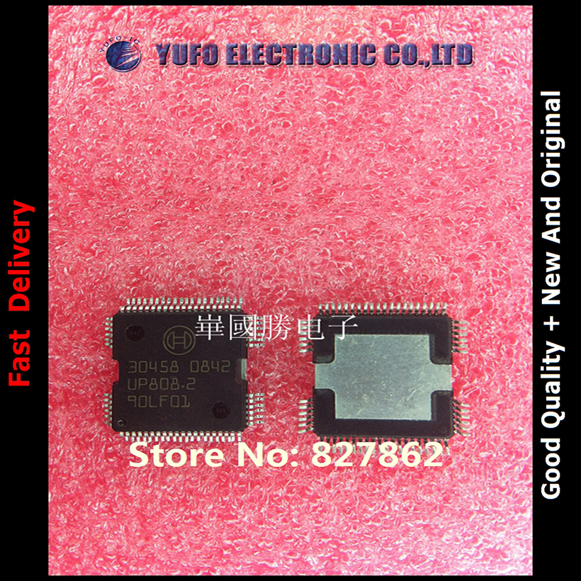 Free Shipping 5PCS 30458 Dr. diesel engine computer control panel main relay driver chip YF1110 ...