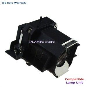 Image 2 - المصنع مباشرة بيع لمبة استبدال ELPL39 مع السكن لإبسون EMP TW1000/EMP TW2000 EMP TW700 ELP39