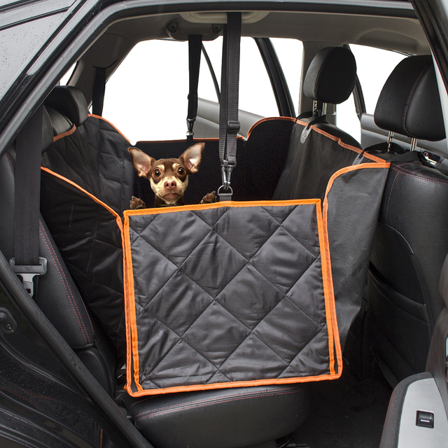waterproof quilted non slip pet dog car seat cover hammock pet accessories mat blanket back waterproof quilted non slip pet dog car seat cover hammock pet      rh   aliexpress