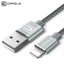 CAFELE USB Cable For Iphone 6 7 Fast Mobile Phone Lightning To USB Charger Cata Cable For Iphone 6 Cable Phone Charing Cable
