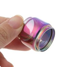 TFV12 Prince 8ml Extended Ersatz Birne Glas + Regenbogen Tropfspitze DIY Zerstäuber cheap CN (Herkunft) Bulb Glass fit for your product make it working life more longer
