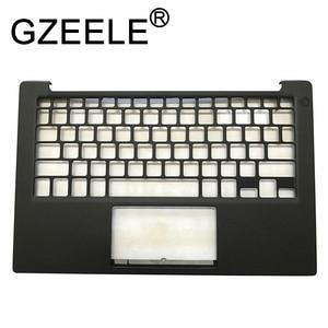 Image 2 - 95% new For DELL XPS13 9350 9360 Palmrest Top upper case Keyboard bezel Housing 43WXK 043WXK NXHVX PHF36 US UK version black