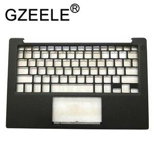 Image 2 - 95% novo para dell xps13 9350 9360 palmrest superior caso teclado moldura habitação 43wxk 043wxk nxhvx phf36 eua uk versão preto