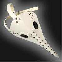 Hot Sale Steampunk The Plague Bird mask Doctor Long Nose Cosplay Fancy Mask Exclusive Gothic Retro Rock Leather Halloween mask