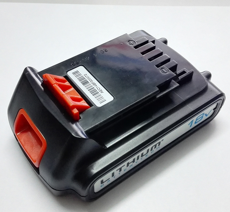 Black And Decker Batteries