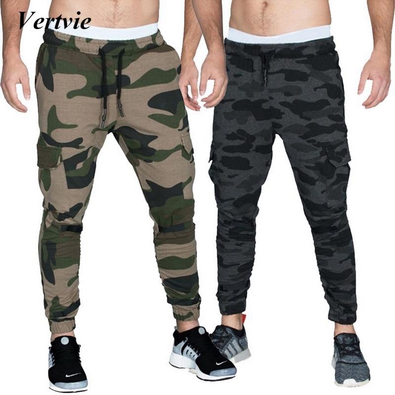 Vertvie Mens Running Pants Men Sweat Self-cultivation Tights Compression Bodybuilding Pants Running Sportswear Jogging Legging