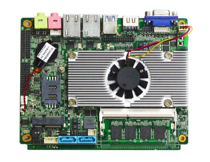 Hight perfermance thin mini itx motherboard mini pc board UEFI BIOS computer parts Support dual channel 24bit LVDS m945m2 945gm 479 motherboard 4com serial board cm1 2 g mini itx industrial motherboard 100
