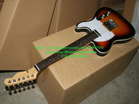 NEW Custom Electric Guitar Fire Burst HOT OEM guitar Factory guitars from china