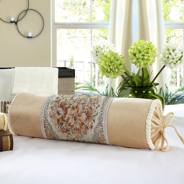 Cylindrical Decorative Pillows