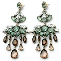 2014 New Arrival Vintage Bohemian Chandelier Big Drop Earring Summer Luxury Jewelry
