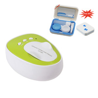 Limplus 4ml Mini Contact Lens Ultrasonic Cleaner 7W 46KHz Cleaning Machine Daily Care Ultrasound Washer