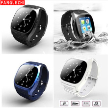 M26 Smart Watch Bluetooth Sport Smartwatch Wristwatch Waterproof With Dial SMS Remind For IOS Android Samsung Xiaomi Apple Phone free shipping in stock dz09 bluetooth smart watch m26 dial sms pedometer for all phone android phone smartwatch m26