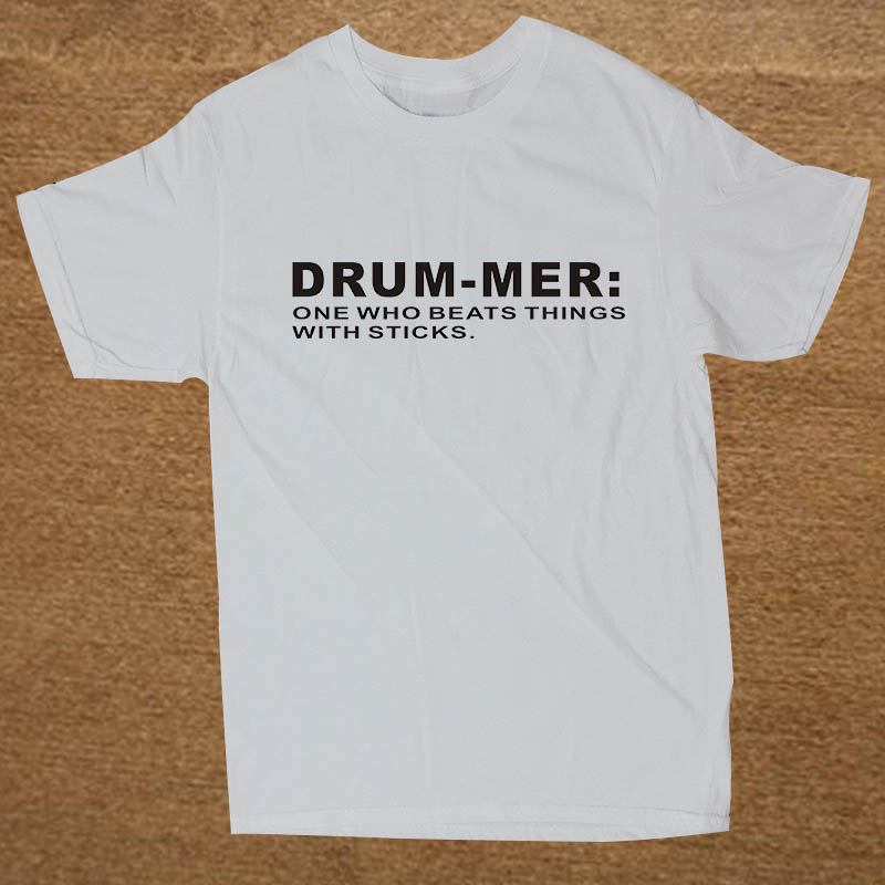 Online Get Cheap Funny Drummer Shirts -Aliexpress.com | Alibaba Group