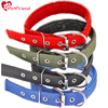 Classic Padded Dog Collar Adjustable Dual Layer Comfort Foam Cotton Nylon Strap Pet Collar for Small and Big Dogs Collars