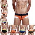 New Men Trunks Sexy Men's Board Beach Shorts Summer Male Underwear Bathing Suits Brifes