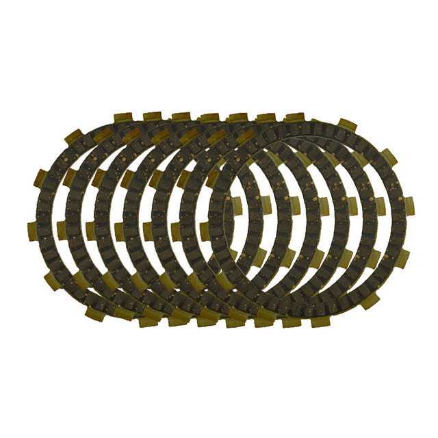 Motorcycle Engine Parts Clutch Friction Plates Kit For BMW F650GS F650 F 650 GS #CP-00026