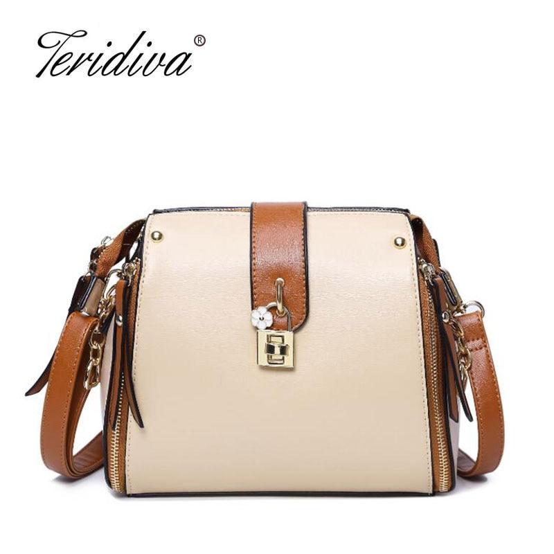 2018 New Fashion Women's Small Bag Multifunction Shoulder Bags Women Leather Handbags Tassel Female Messenger Bag Bolsa Feminina