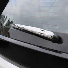 Для peugeot 3008 GT 5008 2nd ABS хромированный задний стеклоочиститель лобового стекла накладка наклейка автомобильные аксессуары Стайлинг 3 шт