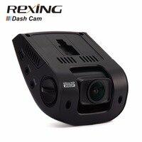 Rexing V1 3rd автомобильный видеорегистратор камера видеорегистраторы автомобильные 4 К UHD Ночное видение Wi Fi 2.7 Широкий вид видео регистраторы д
