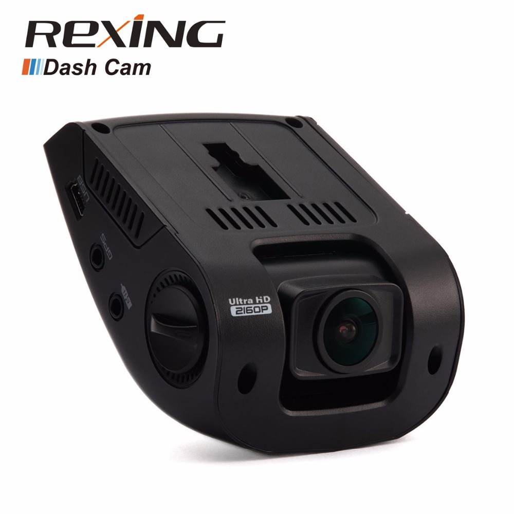 Rexing V1 3rd Car Dvr Camera Dash Cam, High Quality, 4K UHD, WiFi, Night Vision, 2.7